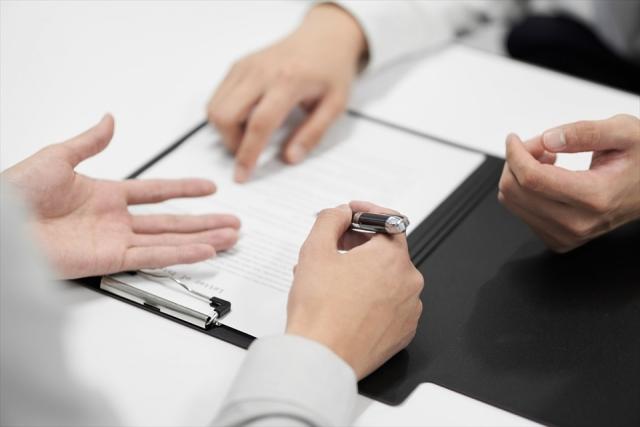 私文書と公正証書の違い